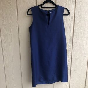 Kate spade Keri Vneck sleeveless shift dress